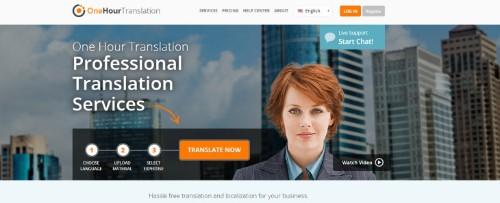 Speedy Translation Service OneHourTranslation Raises $10 Million Series A