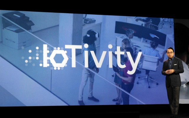 Samsung Partners With Microsoft For Windows 10 IoT Effort