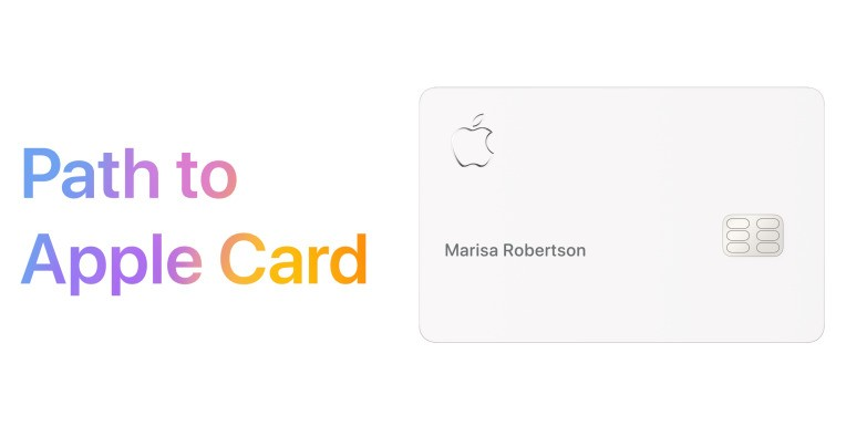Apple launches Path to Apple Card, a 4-month credit worthiness improvement program