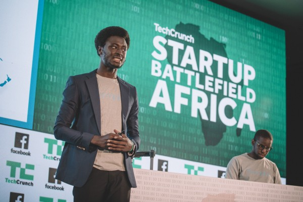 Want a free ticket to Startup Battlefield Africa 2018?