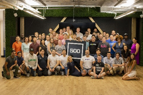 Meet 500 Startups' 25th batch of startups