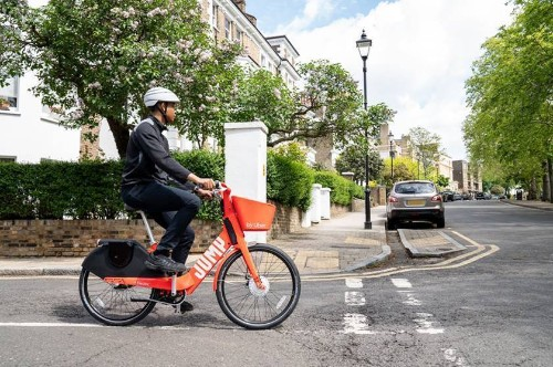 Uber launches a Jump e-bike pilot in London, one year on from winning taxi license appeal