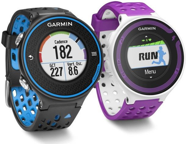 Garmin's New Forerunner 220 & 620 Running Watches Are More Colorful And More Capable