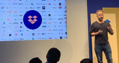 Dropbox relaunches as an enterprise collaboration workspace