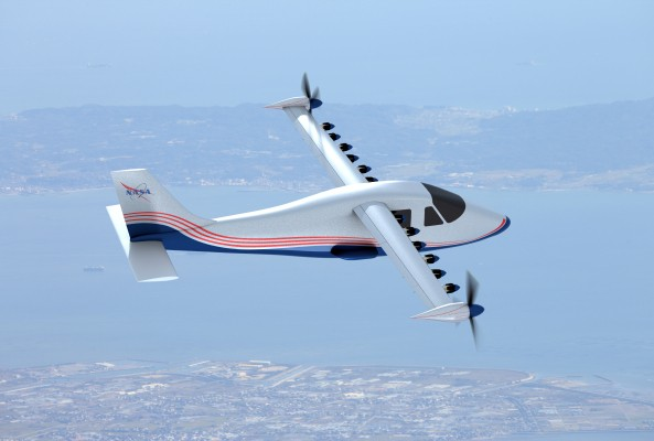 NASA's new X-plane and the future of electric aircraft
