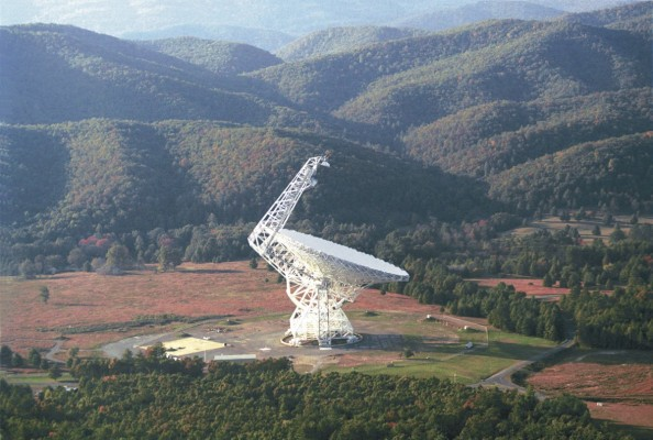 NSF may shut down West Virginia's Green Bank Telescope and people aren't happy
