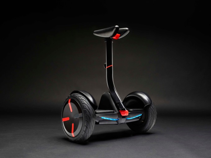 Segway's smart mini-transporter is up for pre-order