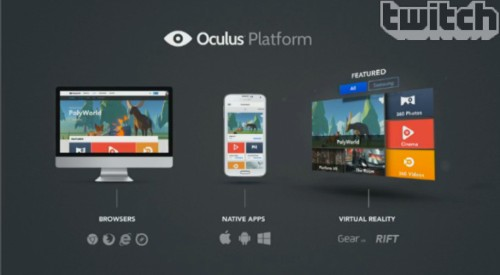"The ""Oculus Platform"" Marketplace For Virtual Reality App Launches This Fall"