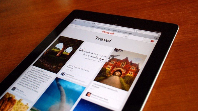 """Pinterest's """"Choose Your Own Adventure"""" Could Be A Travel Product"""