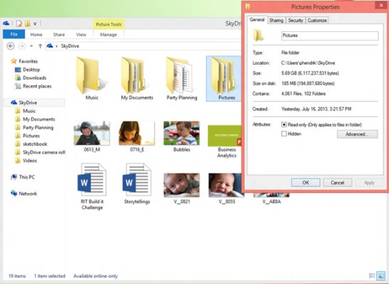 Microsoft Details SkyDrive's Smart Files Feature, Prepares To Roll Out Bing-Powered OCR Search