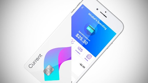 Current wants to digitize your kid's allowance with an app and a debit card