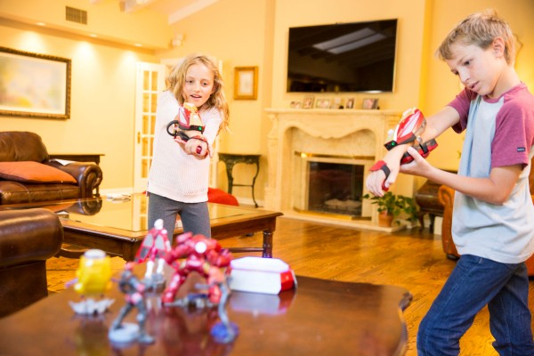 Disney Playmation Combines Wearables, Connected Toys And Marvel's Avengers