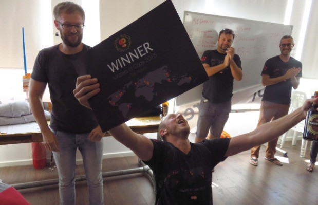"""MasterCard Goes Global With Its """"Masters Of Code"""" Hackathon"""