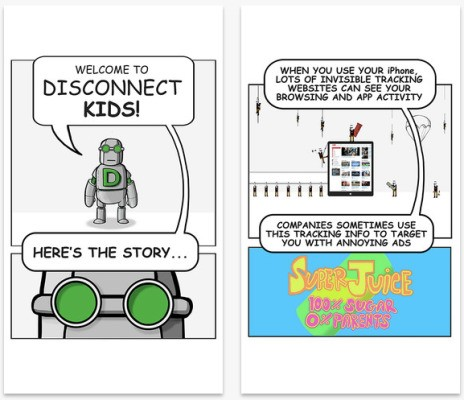 Disconnect, The Anti-Ad Tracking Startup, Now Has A Privacy App Specifically For Children (Built By An Ex-NSA Engineer)