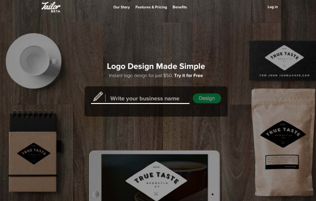 Tailor Brands Raises $1.1 Million in Seed Funding To Build Out Its Automated Design Process