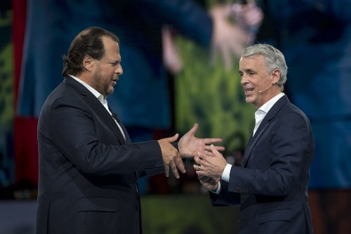 How Salesforce paved the way for the SaaS platform approach