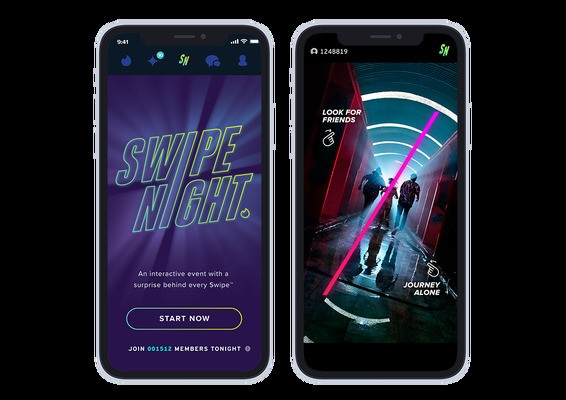 Tinder's interactive video event 'Swipe Night' will launch in international markets this month