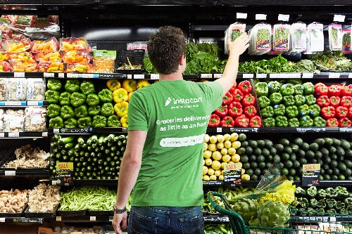 Instacart shoppers plan a series of actions in protest of company's wage practices