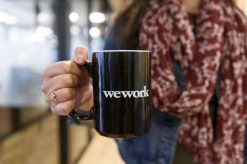 WeWork takes meat off the menu as part of environmental policy drive