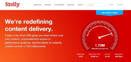 Fastly Raises $75M For Its Real-Time CDN