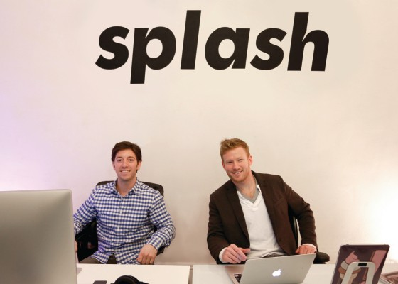 Splash, The Party Scientists Stealing Big Business From Eventbrite