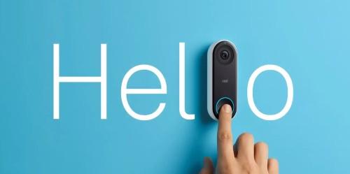 This is Nest's new video doorbell