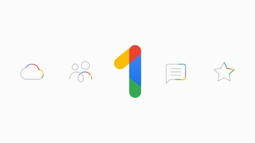Say hello to Google One