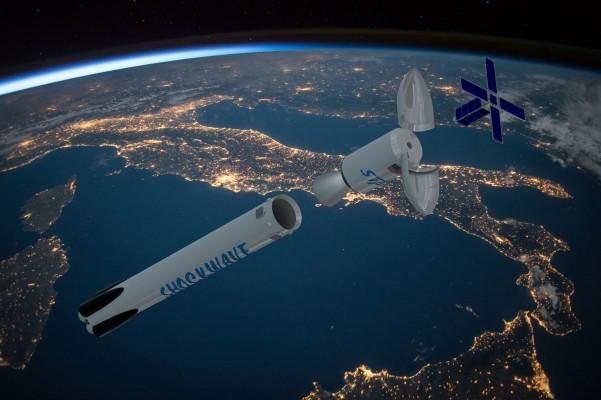 NY-based autonomous reusable rocket startup lands Air Force contract