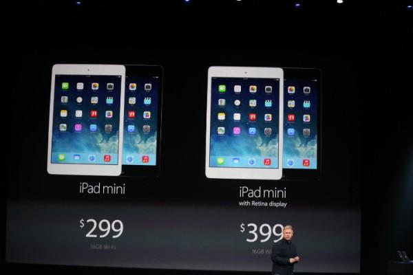 Meet Apple's New iPad Mini With Retina Display, Prices Start At $399
