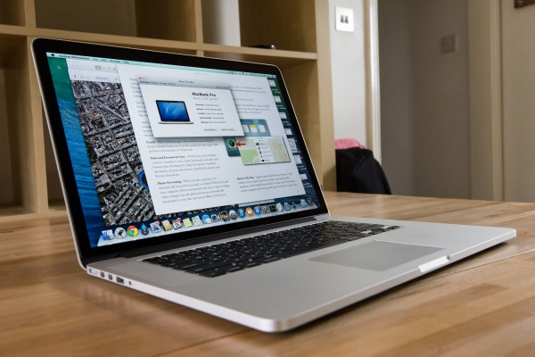 Late-2013 15-Inch Retina MacBook Pro Review: Apple's High-Performance Notebook Tops The Field