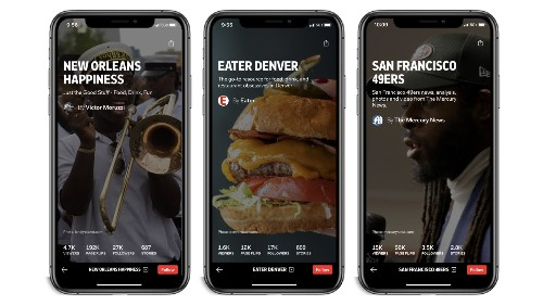 Flipboard expands into local news