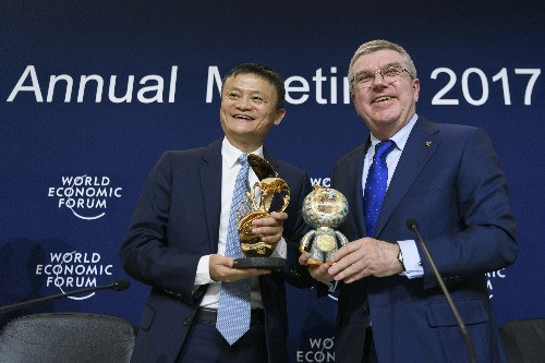 Alibaba is now the official cloud services provider of the Olympics