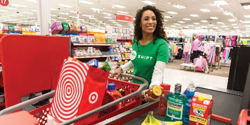 Target integrates Shipt's same-day delivery service into its mobile app