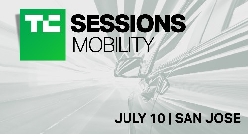 Early-bird pricing extended one week for TC Sessions: Mobility 2019