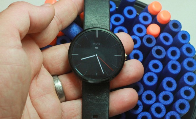 Android Wear's Second Big Update Is Coming: Gestures, WiFi, And Better UI In The Next Few Weeks