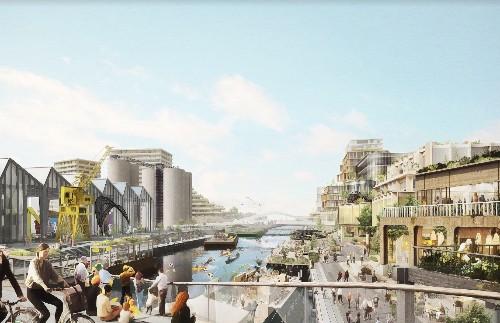 Sidewalk Labs' blueprint for a 'mini' smart city is a massive data mine