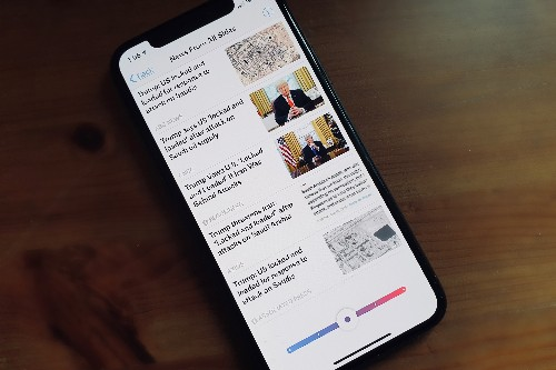 SmartNews' latest news discovery feature shows users articles from across the political spectrum