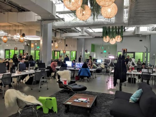 A Look At The Future Of Shopping Inside A Startups Lab In This San Francisco Mall
