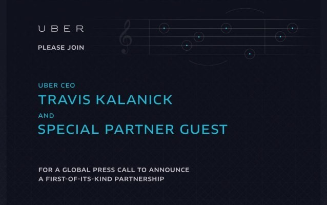 Uber Integrates With Spotify To Let Passengers Become Backseat DJs