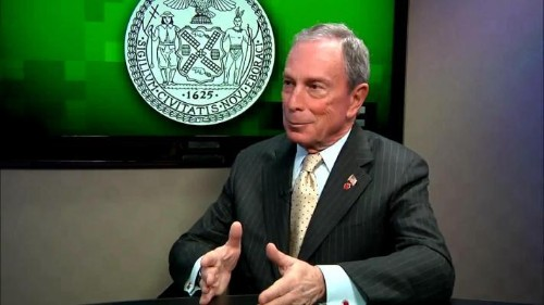 Why Tech Entrepreneurs Should Support A Bloomberg Bid For The White House – TechCrunch