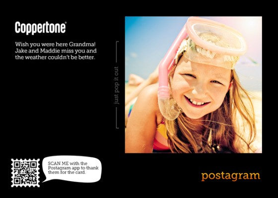 Mobile App Postagram Now Lets You Send Photo Postcards For Free, Sponsored By Brands