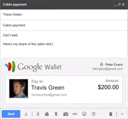 Google Wallet For Gmail Invites Start Rolling Out To More Users
