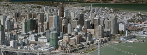 Microsoft Adds 3D Imagery Of 15 New Cities To The Bing Maps Preview App For Windows 8.1