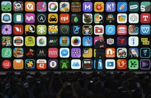 App Store hits 20M registered developers and $100B in revenues, 500M visitors per week