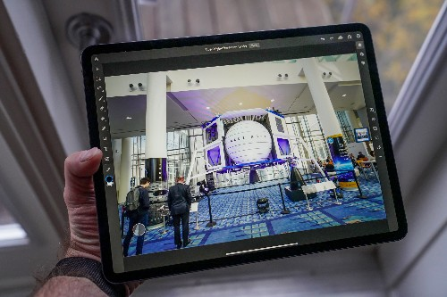 Daily Crunch: Adobe launches Photoshop for iPad
