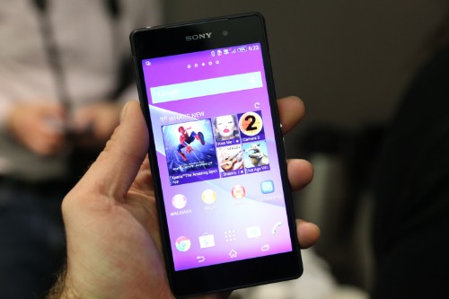 The Sony Xperia Z2 Will Launch In The U.S. This Summer