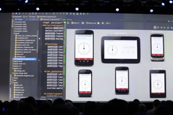 Google Launches Android Studio And New Features For Developer Console, Including Beta Releases And Staged Rollout