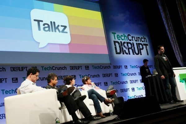 Talkz, Because Messaging With Your Thumbs Is So 2000 And Late