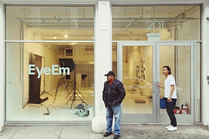 EyeEm Raises $18M To Expand Its Photo Marketplace