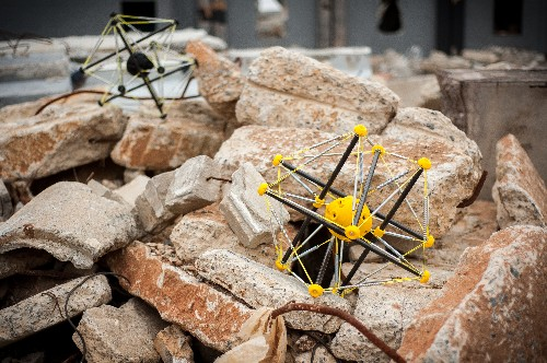 How Squishy Robotics created a robot that can be safely dropped out of a helicopter